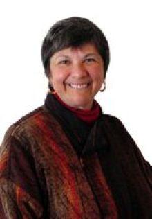 Portrait of Fran Jones