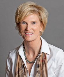 Portrait of Lisa Stelter