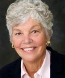 Portrait of Carolyn Lepard