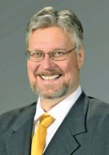 Portrait of John Tenza