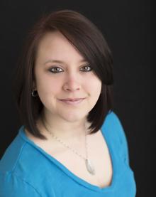 Portrait of Courtney Turpen