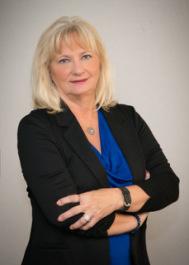Portrait of Faye Maraman