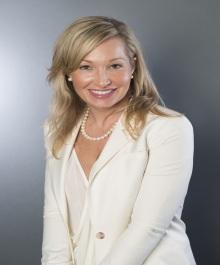 Portrait of Traci Martin