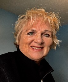 Portrait of Gail Greenwell
