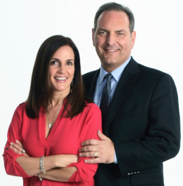 Portrait of Anthony and Lisa Scaccia