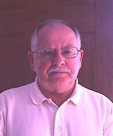 Portrait of Larry Beck