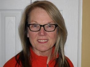 Portrait of Sharon Moggach