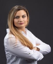 Portrait of Adriane Kizy