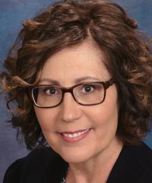 Portrait of Debora Hughes