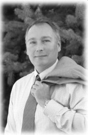 Portrait of Eric Silcox
