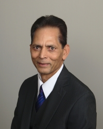 Portrait of Ramesh Patel