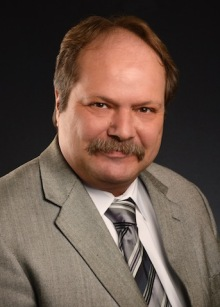 Portrait of John Branka