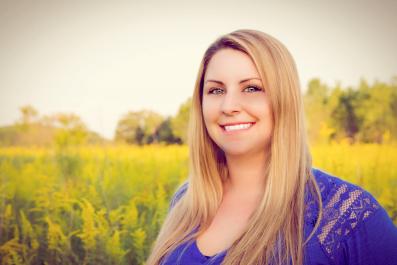 Portrait of Heather Carter