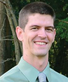 Portrait of Jason Aldrich