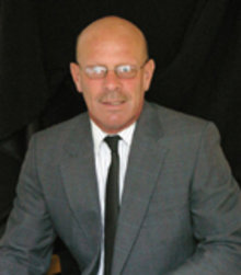 Portrait of David Fischer