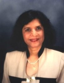 Portrait of Kumud Kalra