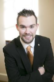 Portrait of Connor Kroswek
