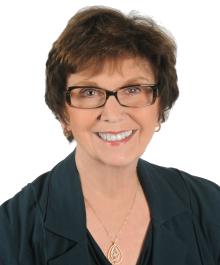 Portrait of Beth Freund