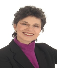 Portrait of Sheila Morganroth