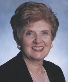 Portrait of Barbara Megerian