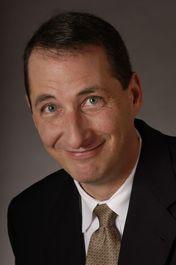Portrait of Tom Ball