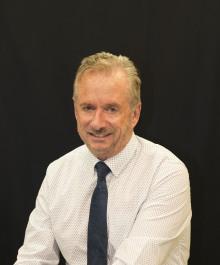 Portrait of Patrick Higgins