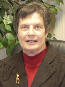 Portrait of Barbara Lunarde