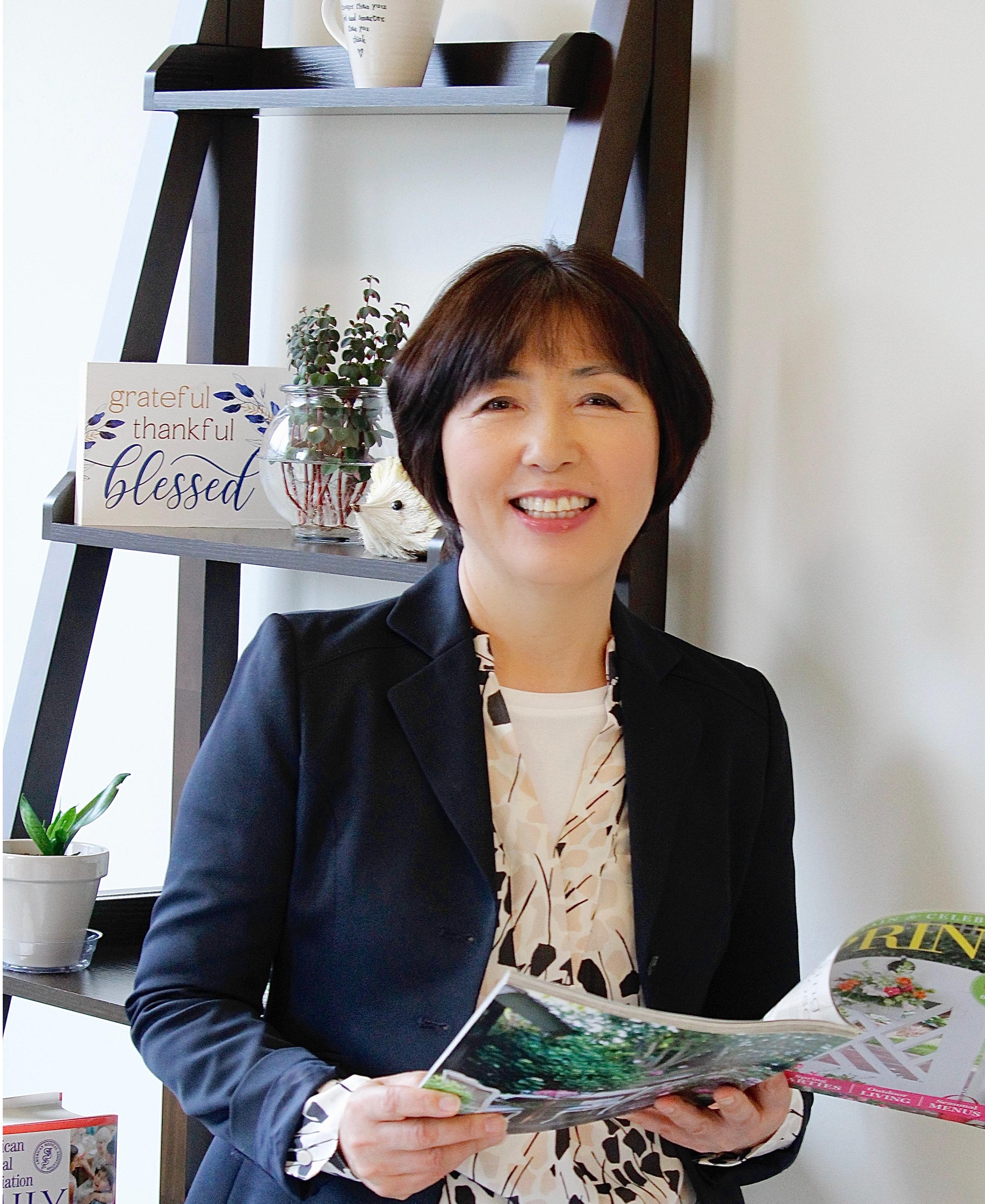 Portrait of Lisa Chung
