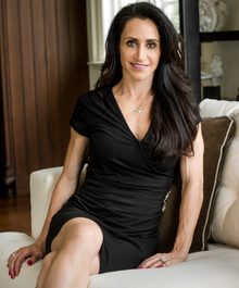 Portrait of Dana Kunnath