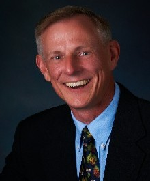 Portrait of Tim Campbell