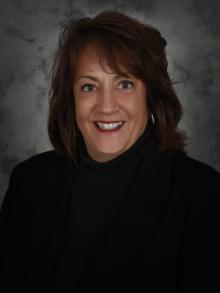 Portrait of Terri Santavicca-Hughes