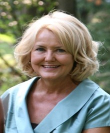 Portrait of Cheryl Yeager