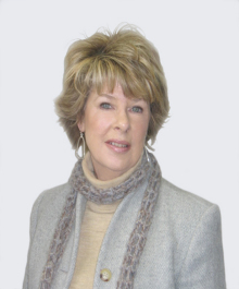Portrait of Gigi Debbrecht