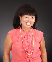 Portrait of Janet Sohn