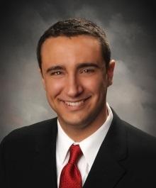 Portrait of Daniel Novak