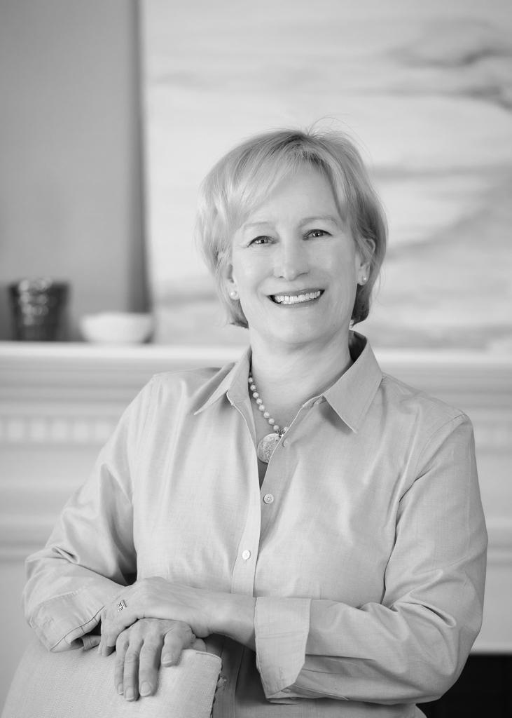 Portrait of Kathy Bogdziewicz
