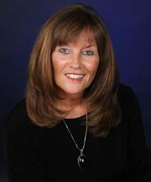 Portrait of Julie Bowes