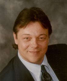 Portrait of Dan Stair