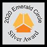 2020 Emerald Circle Silver Award
