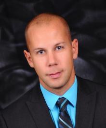 Portrait of Tyler Paynter