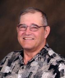 Portrait of Steven Frame