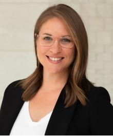 Portrait of Jenelle Bruno- Manager