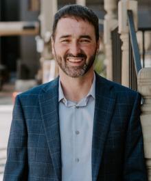Portrait of Matthew Slaaen