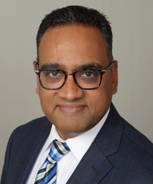 Portrait of Arvind Ramachandran