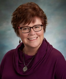 Portrait of Veronica Witter