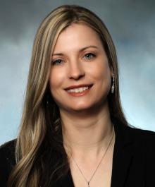 Portrait of Carrie Samman
