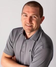 Portrait of Darren Lins