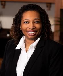 Portrait of Toya Jackson