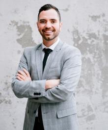 Portrait of Josh Page