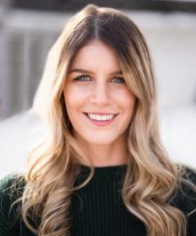 Portrait of Kelsey Swanson Graf